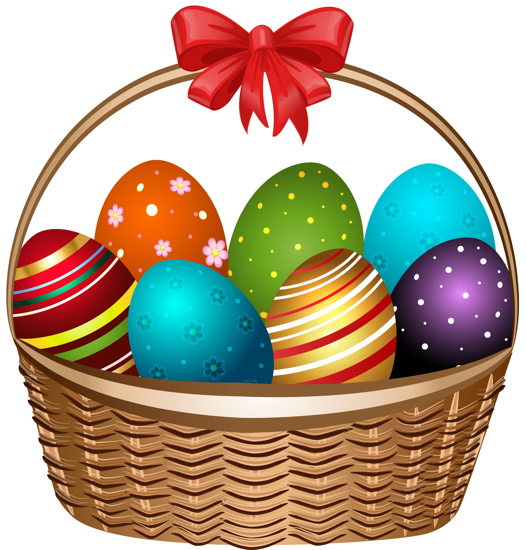 5931x6213 Easter Basket Transparent Png Clip Art Imageu200b Gallery
