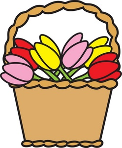 248x300 Free Basket Clipart Image 0071 0902 1510 3229 Easter Clipart