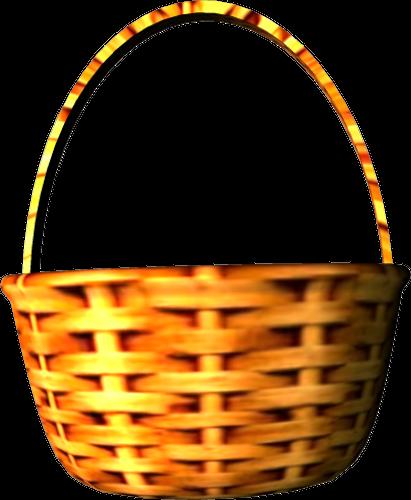 411x500 Top 68 Basket Clip Art