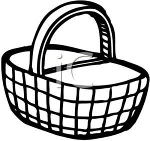 300x282 Basket Clip Art