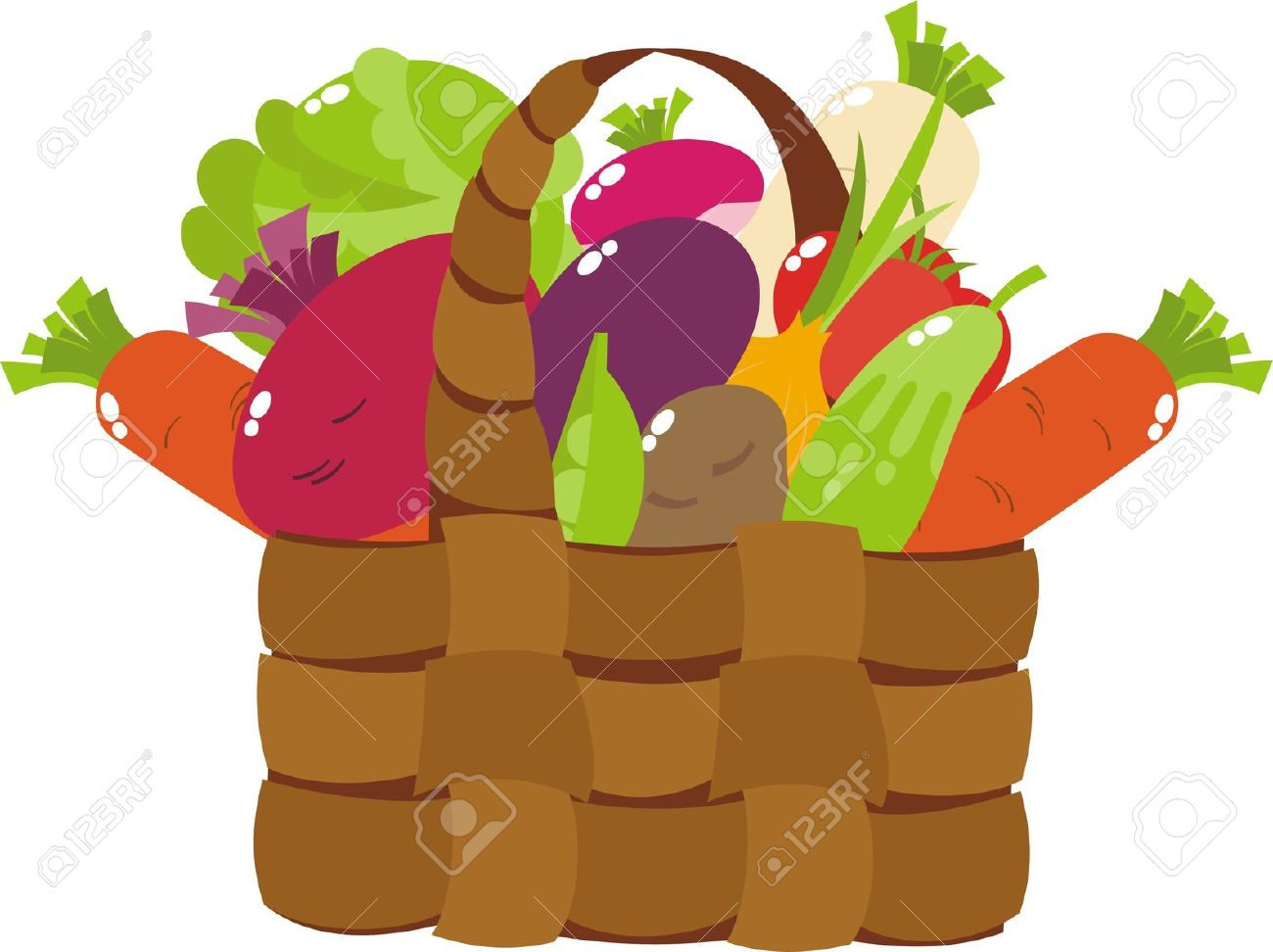 1300x972 Vegetable Clipart Fair