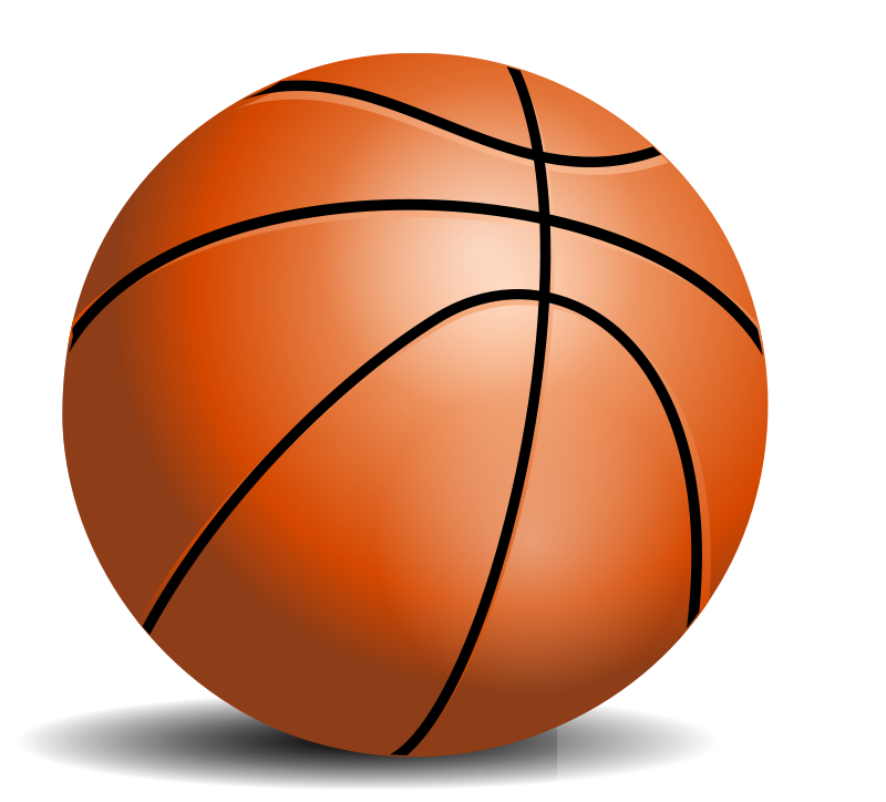 800x724 Basketball Clip Art On Clipart Panda