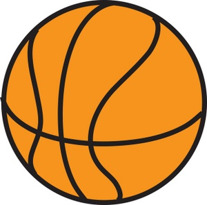 300x298 Basketball Jpg Clipart