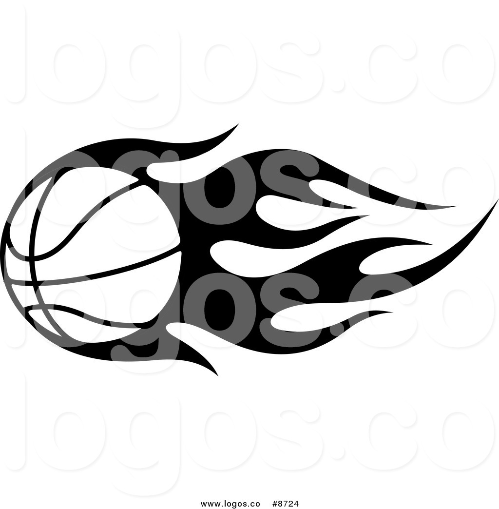 1024x1044 Royalty Free Clip Art Vector Black And White Tribal Flaming
