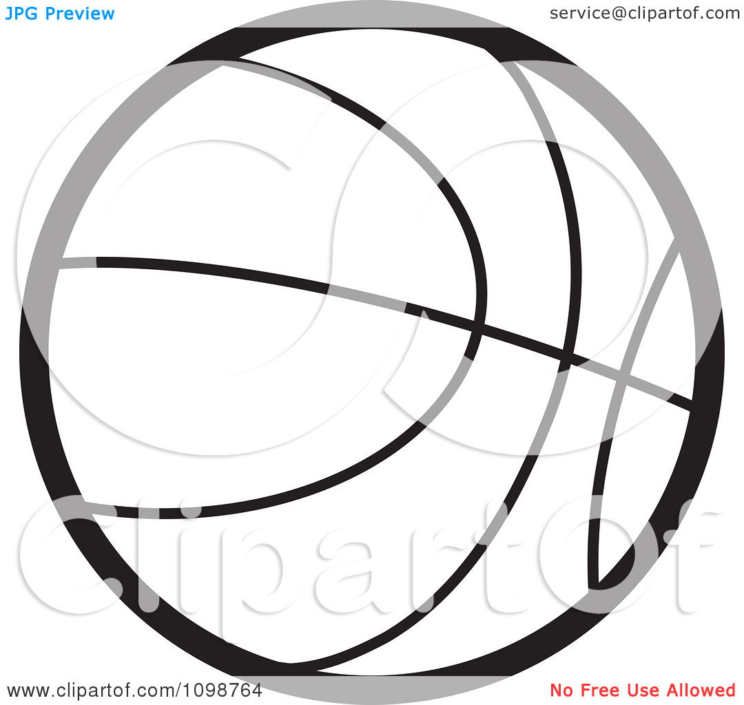 1080x1024 Basketball Court Clipart Black And White thewealthbuilding