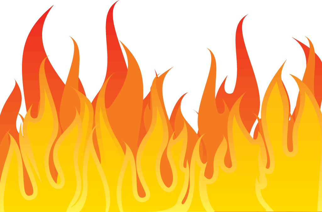 1024x675 Basketball On Fire Clipart