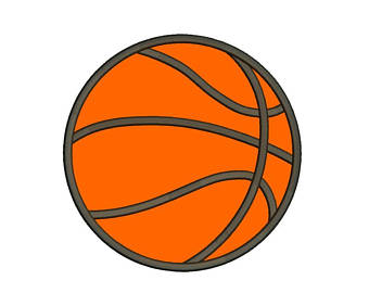 340x270 Basketball Font Etsy