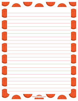 250x324 Free Printable Stationery and Writing Paper