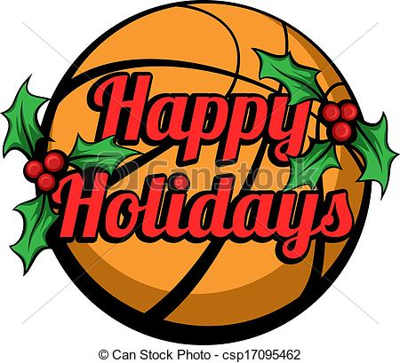 450x409 Basketball Clip Art For Christmas – Fun for Christmas