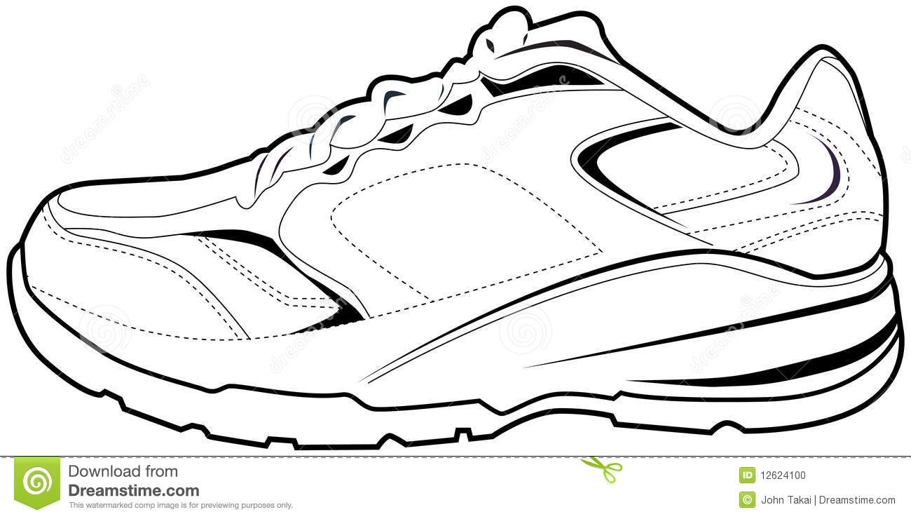 1300x740 Clip Art Basketball Sneakers Clipart