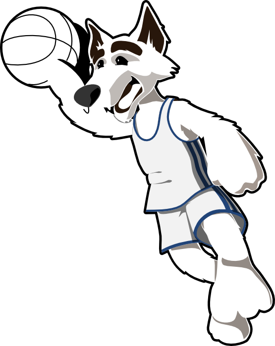 555x699 Black And White Basketball Clipart