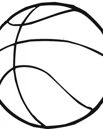 photo regarding Printable Basketball Pictures called Basketball Clipart Free of charge Printable Free of charge down load perfect