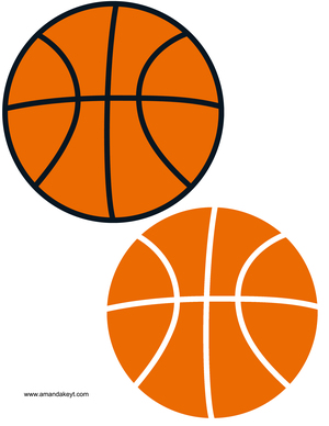 300x388 Basketball Tailgate Clipart