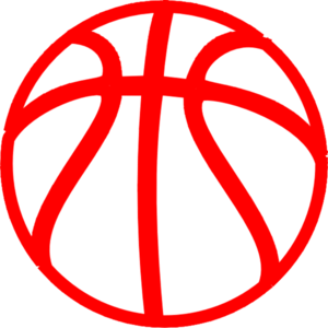 300x300 Basketball Clip Art Free Basketball Clipart To Use For Party Image
