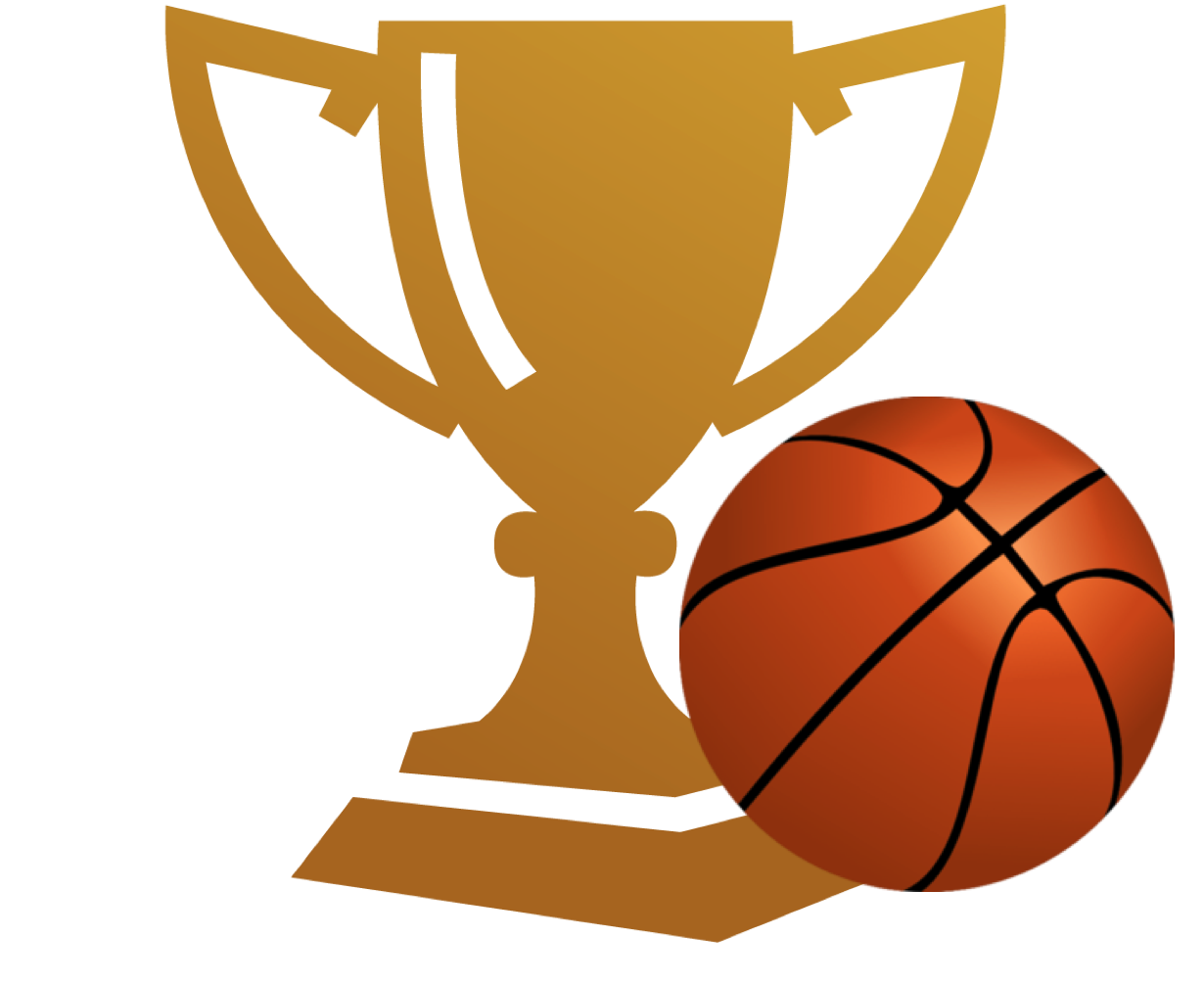 1230x1005 Trophy Clipart Basketball Championship