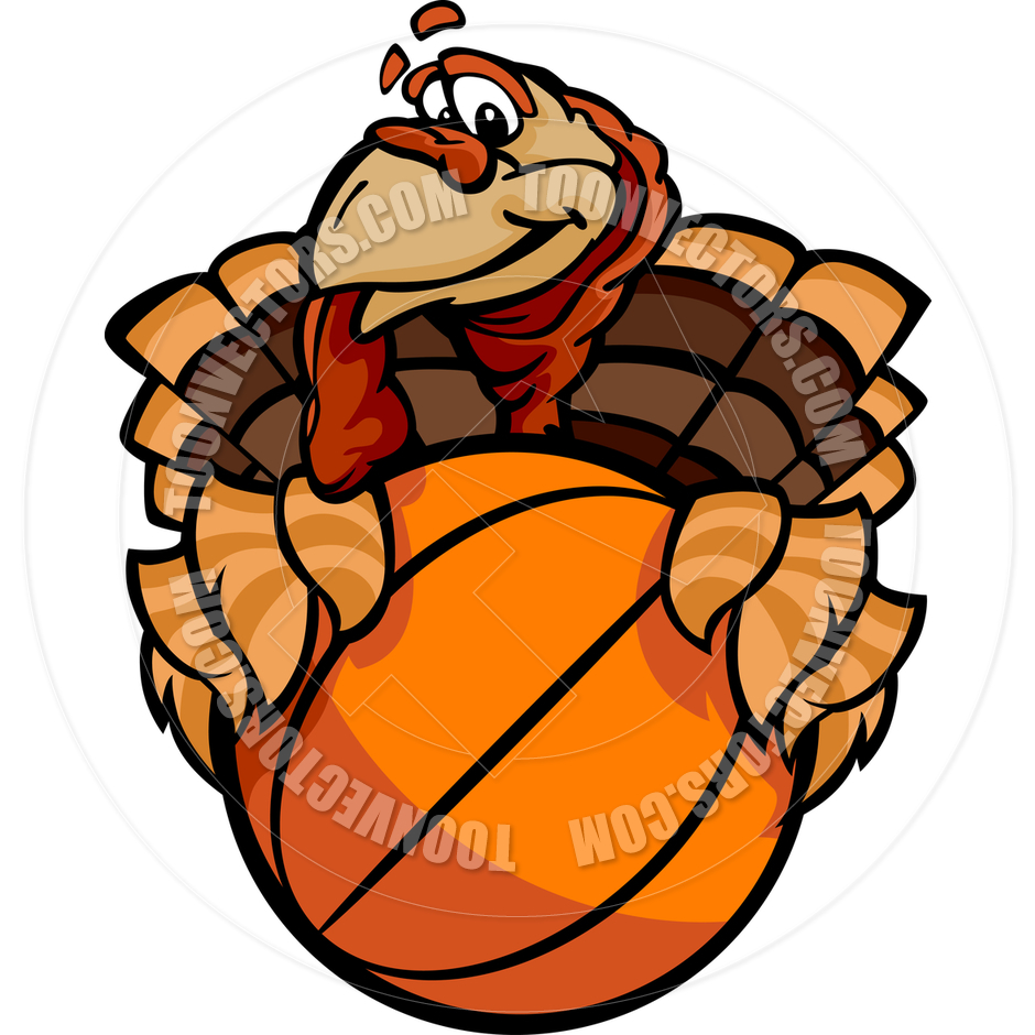940x940 Turkey Basketball Clipart