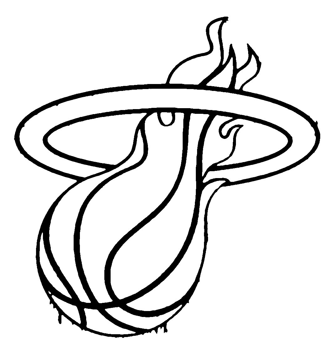 1050x1094 Basketball Coloring Pages