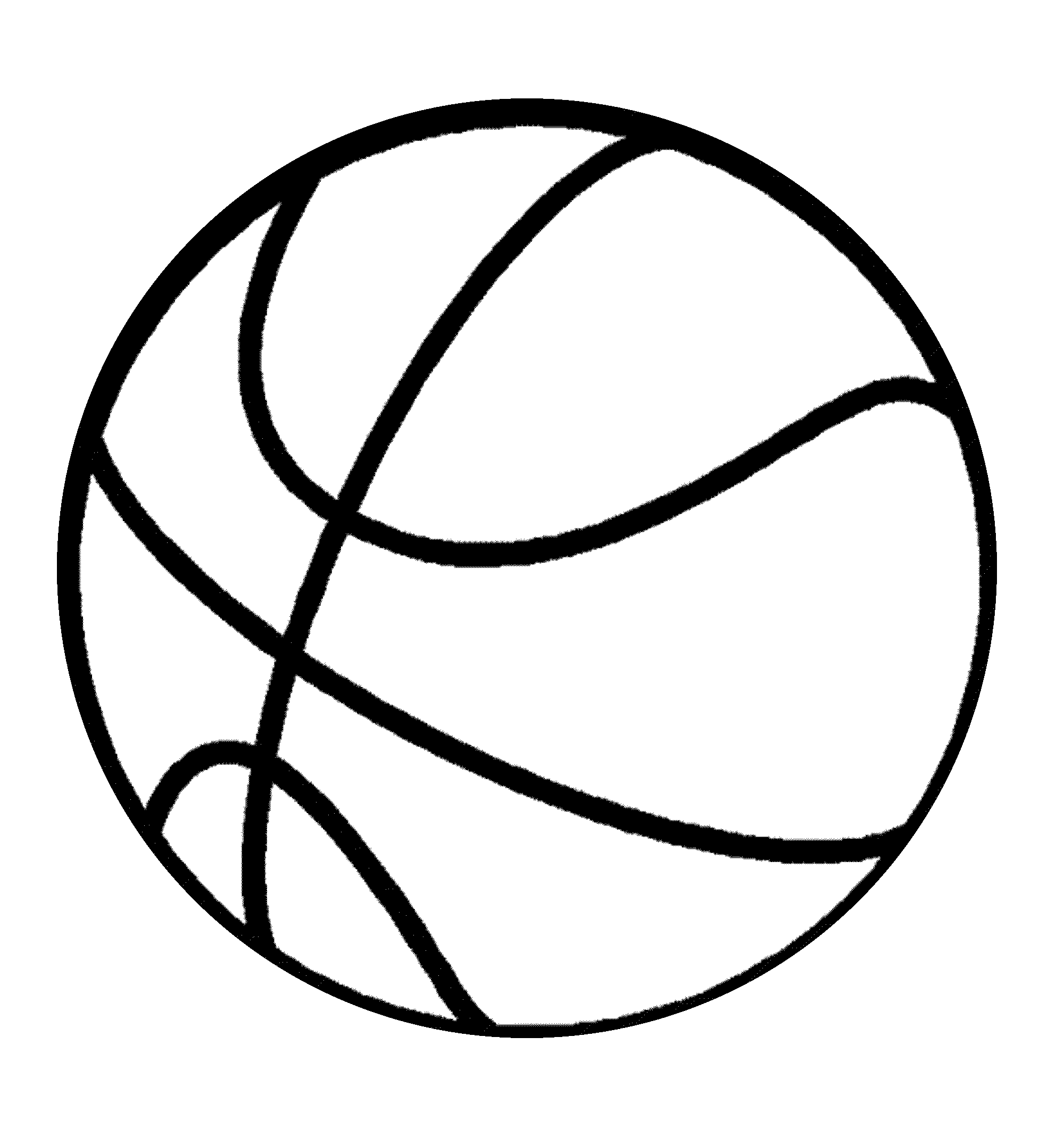 2000x2138 basketball coloring page