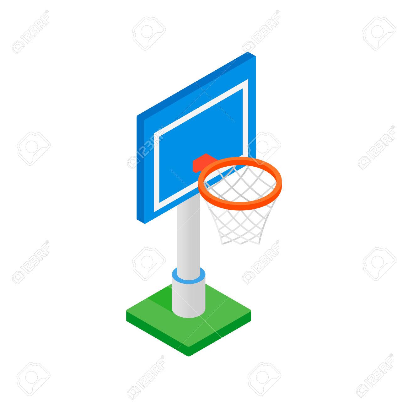 1300x1300 Playground Clipart Basketball Goal