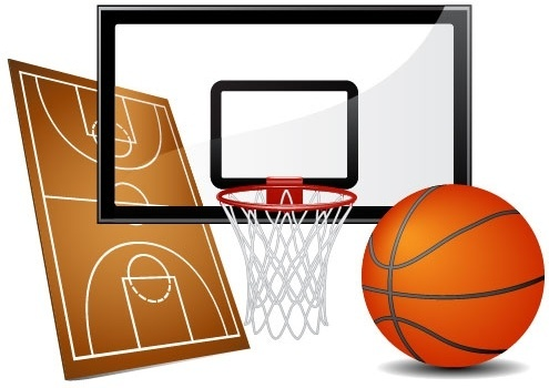 495x350 Basketball Free Vector Download (197 Free Vector) For Commercial
