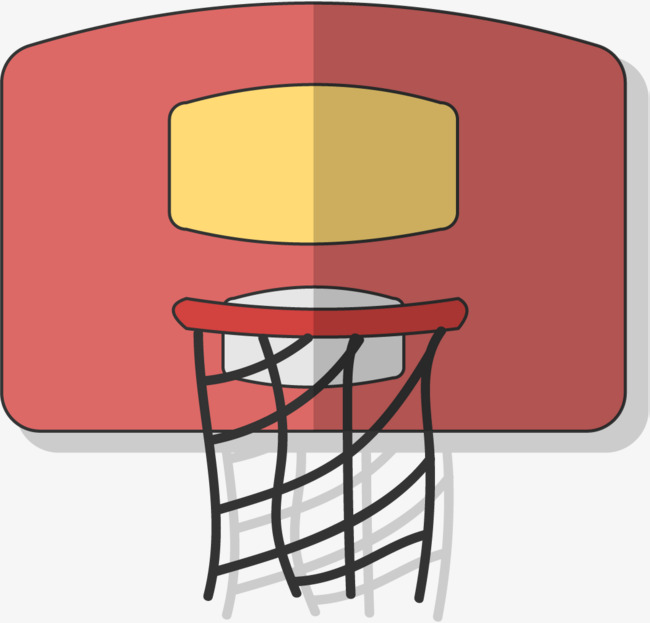 650x623 Red Basketball Court, Basketball, Basketball Court, Field Png