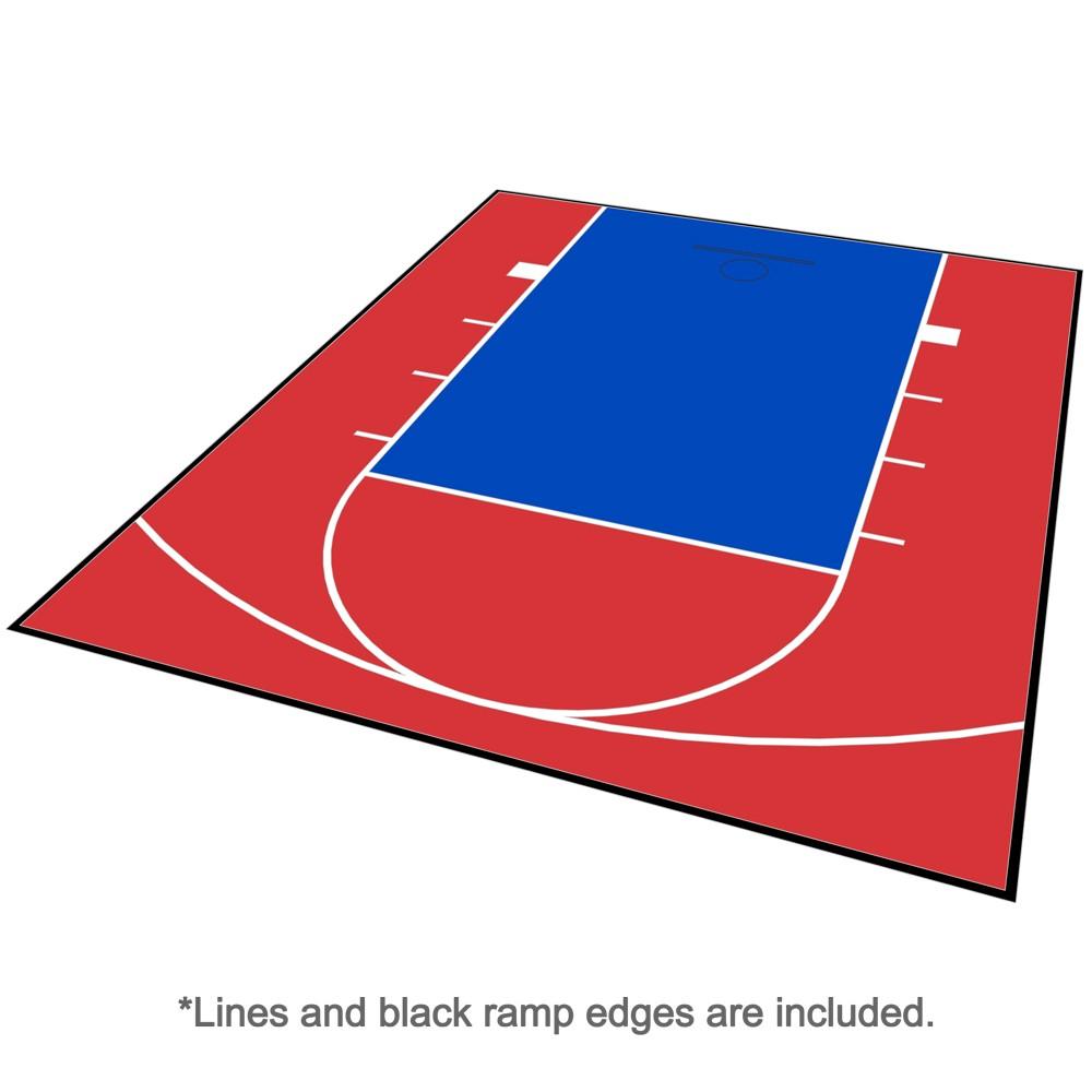 1000x1000 Basketball Court Floor Kit