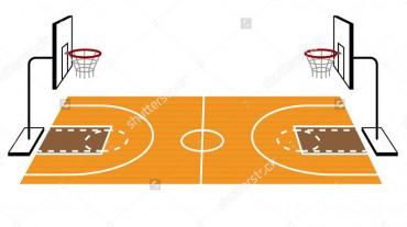 370x207 Basketball Court Sketch
