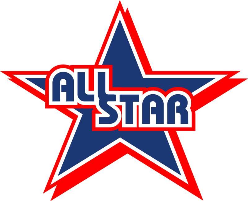 800x648 All Star Clipart