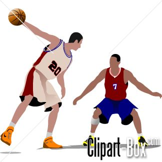 Basketball Games Cliparts