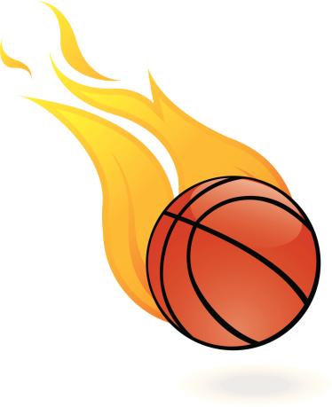 374x459 Flaming Basketball Clipart Many Interesting Cliparts