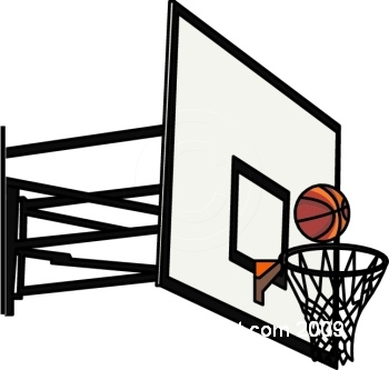 350x333 Basketball Clipart Clipart 23 01 09 8rb