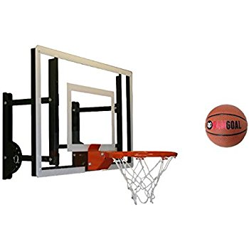 350x350 Ramgoal Durable Adjustable Indoor Mini Basketball