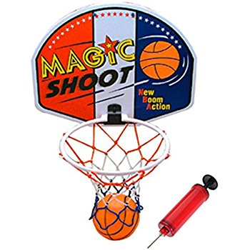 350x350 Sklz Pro Mini Basketball Hoop W Ball. 18x12