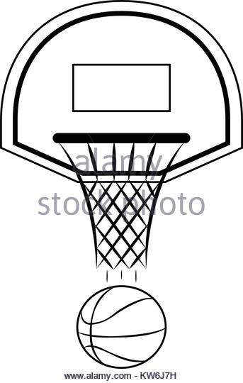 343x540 Basketball Net Black And White Stock Photos Amp Images