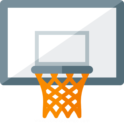 512x512 Iconexperience G Collection Basketball Hoop Icon