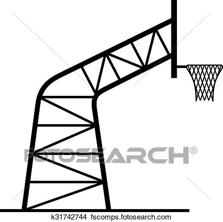 450x447 Basketball Hoop Clip Art And Illustration. 4,113 Basketball Hoop