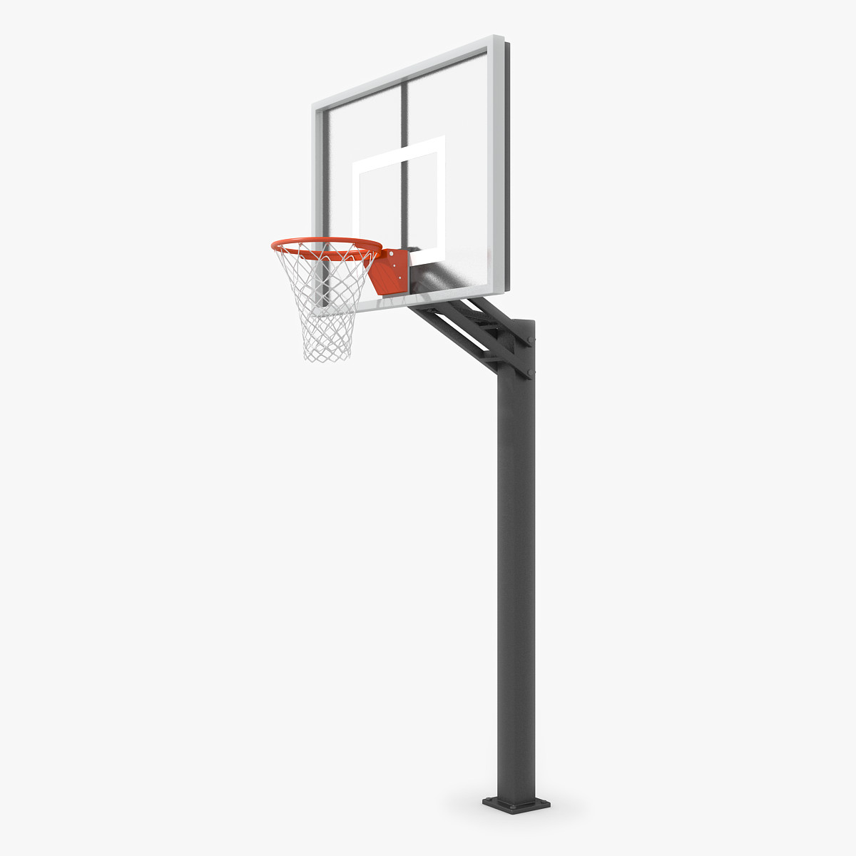 1200x1200 Basketball Hoop Side View Png Septic Tank Inside Diagram Double