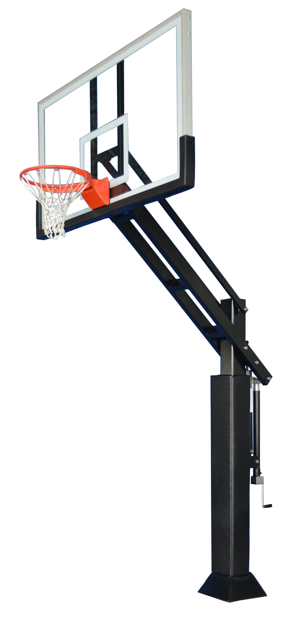 1000x2137 Best Basketball Hoops By Barbarian Basketball Systems