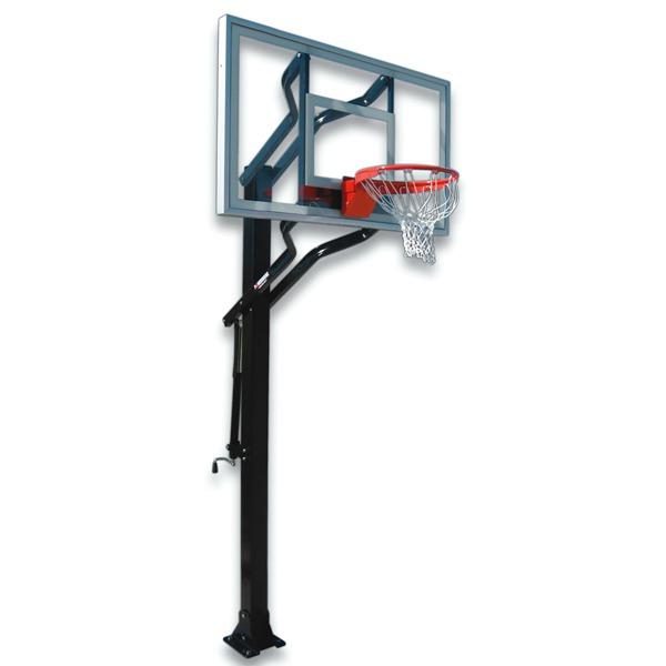 600x600 First Team Challenger Turbo Adjustable Basketball Hoop