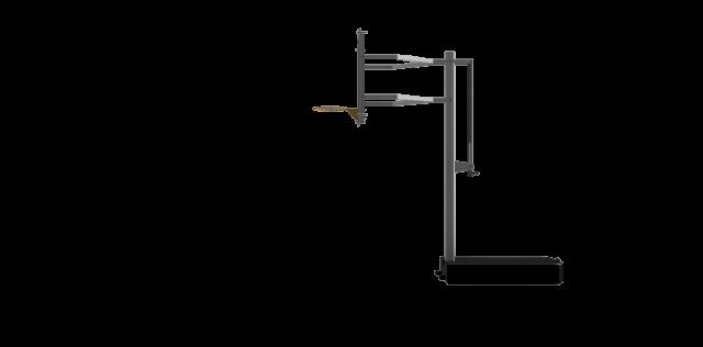640x316 Mobile Adjustable Basketball Hoop