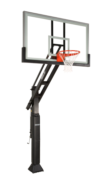 342x600 Nba Basketball Hoop Side View