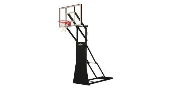 600x350 Street Tournament Side Court Portable Basketball
