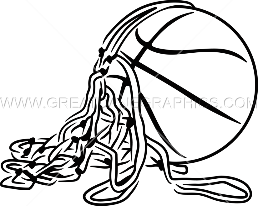 Basketball Net Vector | Free download best Basketball Net ...