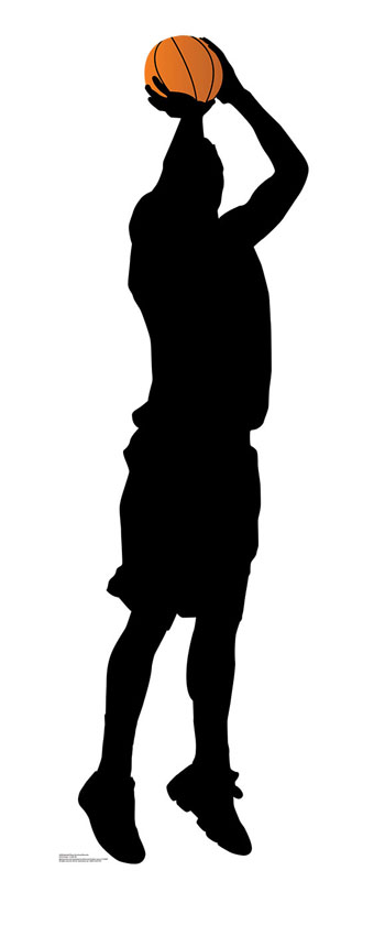 350x840 Shooter Clipart Silhouette