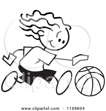 450x470 Basketball Player Clipart Black And White Clipart Panda