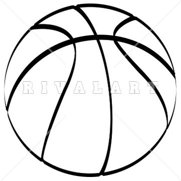 Basketball Scoreboard Clipart