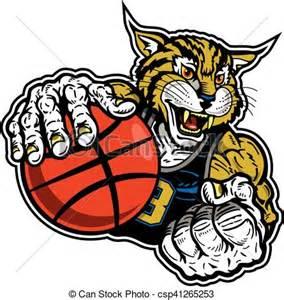 284x300 Bobcats Basketball Clip Art