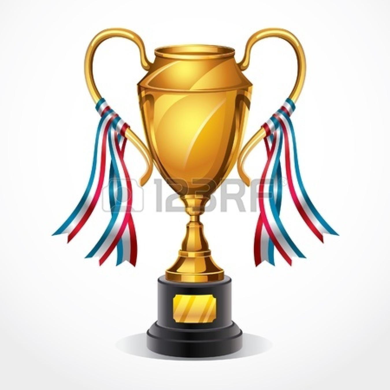 1350x1350 Trophy Clipart Championship Trophy
