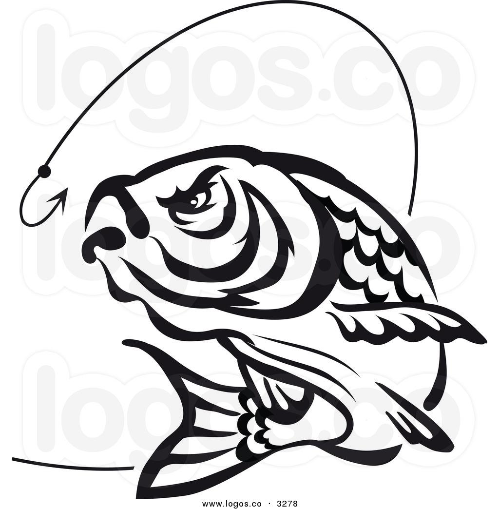 1024x1044 Fishing Clipart Logo