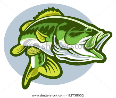 450x383 Graphics For Largemouth Bass Fish Graphics